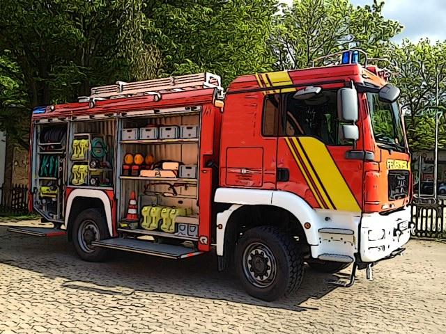 Tanklöschfahrzeug 20/50 KatS